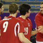 Chile logró su primer triunfo en el Sudamericano Masculino de Volleyball