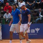 Julio Peralta avanzó a cuartos de final de dobles en el ATP de Sao Paulo