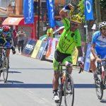 Luis Sepúlveda ganó la tercera etapa de la Vuelta Ciclista Internacional del Maule