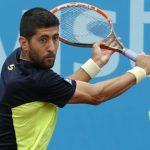 Hans Podlipnik cayó en primera ronda de dobles del ATP de Chennai