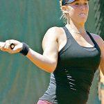 Alexa Guarachi cayó en primera ronda de dobles del ITF de Macon