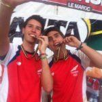 Bochistas nacionales ganan medallas en el Mundial Adulto y Sub 23