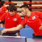 Chile suma su segunda medalla de oro en el Open de Tenis de Mesa Paralímpico