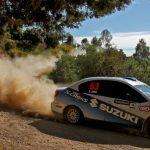 Andrés Margozzini se coronó campeón de la categoría N3 del Rally Mobil