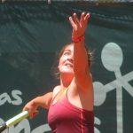 Fernanda Brito y Daniela Seguel avanzaron en la Copa Las Condes