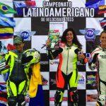 Isis Carreño se coronó campeona del Latinoamericano de Velocidad