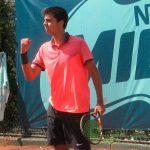 Marcelo Barrios avanzó a cuartos de final del Futuro Chile 10