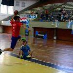 Selección Chilena Cadete Varones avanzó a semifinales del Sudamericano de Handball