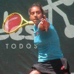 Daniela Seguel avanza en singles y dobles del ITF de Grado