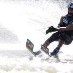 Este viernes se disputaron las primeras rondas del American Challenge de Esquí Naútico