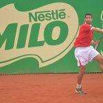 Hans Podlipnik avanzó a cuartos de final de dobles en Kazajistán