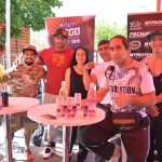 Este viernes se realizó el lanzamiento del Santiago Sports Festival