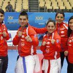 Selección Chilena de Karate parte a una preparación en Cuba