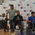 Las bochas paralímpicas consagraron a los campeones nacionales 2015