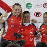 Natalia Ducó y David Dubó realizaron una visita a la Cárcel de Mujeres