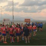"""Los """"Cóndores"""" se impusieron en su primer partido amistoso ante la Selección Norte"""