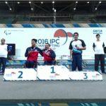 Tres medallas sumó Chile en primera jornada de la Copa del Mundo de Pesas Paralímpicas