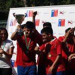 Teletón Santiago gana el Campeonato Nacional de Fútbol 7