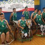 Cenlitcur y Los Domínicos clasificaron a la final nacional del básquetbol en silla de ruedas
