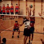 Bohemios derrota a Universidad Católica en la Copa Providencia de Volleyball