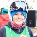 Antonia Yañez será la abanderada nacional en los Juegos Olímpicos de la Juventud de Invierno