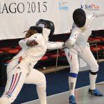 Chile define el equipo que participará en el Panamericano Cadete y Juvenil de Esgrima