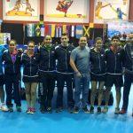 Chile logra medallas de bronce por equipos en el Latinoamericano de Tenis de Mesa