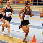 Carlos Díaz e Iván López logran nuevos récords de atletismo indoor