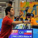 Matías Pino logra medalla de plata en la categoría Sub 23 del torneo Lignano Open