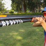 Francisca Crovetto ocupó el octavo lugar en la ISSF World Cup de Chipre