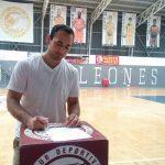 Eduardo Marechal es el primer refuerzo de Colegio Los Leones para la temporada 2016-2017