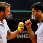 Hans Podlipnik y Andrej Martin jugarán semifinales de dobles del ATP 250 Sao Paulo