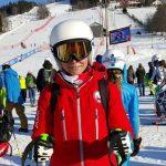 Magdalena Pfingsthorn logra el puesto 25 del slalom en Lillehammer