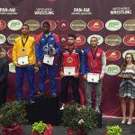 Eduardo Gajardo logra medalla de bronce en el Preolímpico de Lucha Olímpica