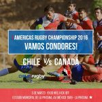 Con nuevas incorporaciones, Chile recibirá a Canadá por el Americas Rugby Championship