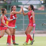 Chile debutó con un triunfo en el Panamericano Junior Femenino de Hockey Césped