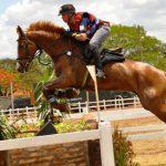 Equitador Carlos Lobos es el nuevo deportista chileno clasificado a Río 2016