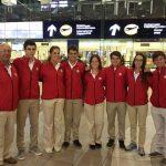 Chile mantiene el dominio en la competencia masculina del Sudamericano Juvenil de Golf