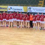 Chile cayó ante Brasil por el Panamericano Junior Femenino de Handball