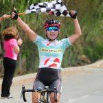 Karla Vallejo ganó el Gran Fondo del Nacional de Ciclismo de Ruta