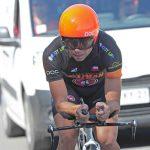 Patricio Almonacid ganó la primera jornada del Nacional de Ciclismo en Ruta