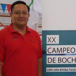 """Francisco Olmos: """"Estamos preparándonos para estar con las bochas en los Paralímpicos de Tokio"""""""