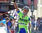 Edison Bravo y Matías Muñoz ganaron el Gran Fondo del Nacional de Ciclismo de Ruta