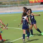 Chile avanzó a semifinales del Panamericano Junior Femenino de Hockey Césped