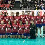 Chile sumó su segunda derrota en el Panamericano Junior Femenino de Handball