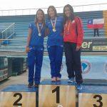 Chile sumó dos nuevas medallas en el Sudamericano de Clavados