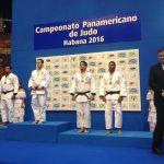 Thomas Briceño gana medalla de bronce en el Panamericano de Judo