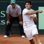 Christian Garín avanzó a segunda ronda de la qualy del Challenger de Aix