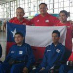 Selección Chilena de Bochas Paralímpicas viajó a la Copa del Mundo
