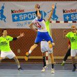 Italiano Balónmano ganó su primer encuentro en el Panamericano de Clubes de Handball